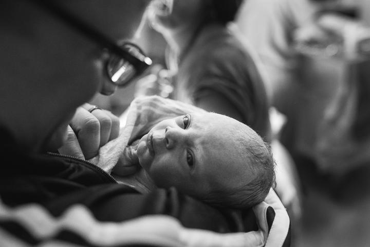 Birth of Carson Rose | Ann Arbor Birth Photographer